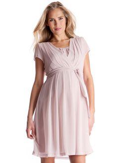 Boob access dress