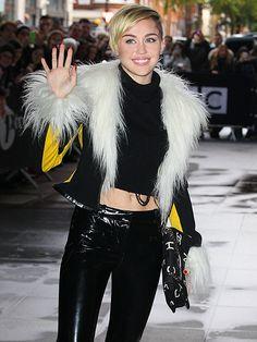 FUR REAL photo | Miley Cyrus