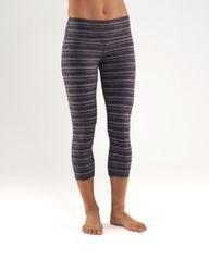 b6290bf2f8044b Lululemon Wunder Under Pant in Black Stripes Galore Under Pants, Bold  Stripes, Running Gear
