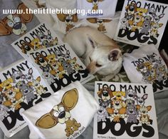Fun rhyming words and whimsical illustrations tell the story of an over abundance of dogs struggling to live together in a small home.  Promoting compassion for animals and responsible pet ownership!  www.thelittlebluedog.com to learn more!