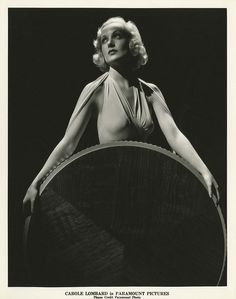 Eugene Robert Richee - Carole Lombard, date unknown (to me) Hollywood Photo, Old Hollywood Glamour, Vintage Hollywood, Classic Hollywood, Carole Lombard, Classic Actresses, Hollywood Actresses, Actors & Actresses, Divas