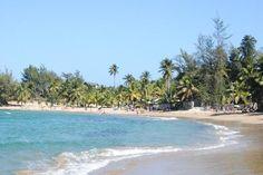 Beautiful Shoreline Of Jobos Beach, Puerto Rico http://www.puertoricoblogger.com/jobos-beach/