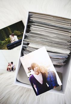 Tips for Organizing and Storing Photos (digital and printed!)