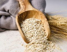 Rolled Oats are right on! Did you know that oatmeal is also called Rolled Oats? As another one of our Triple Treat ingredients, oatmeal helps calm irr. Triple Treat, Fiber Diet, Body Bars, Rolled Oats, Health And Nutrition, Granola, Oatmeal, Clean Eating, Rolls