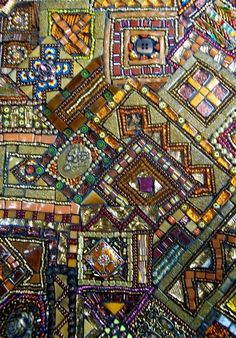 images of mosaic tapestries - Google Search