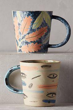 Gazing Glaze Mug