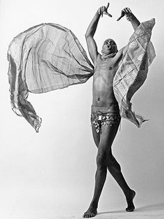 Luv him! Geoffrey Holder
