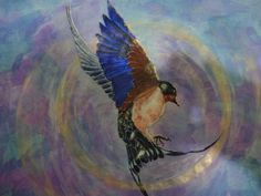Barn Swallow (finished) by SafetyValve