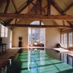 Axel Vervoordt pool