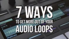 """(New Blog Post) 7 Ways To Get More Out Of Your Audio Loops was written for #SoundOracle by Mitchell """"@IamTheInnovator, Music Producer. READ MORE: https://soundoracle.net/blogs/soundoracle-net-blog/7-ways-to-get-more-out-of-your-audio-loops"""