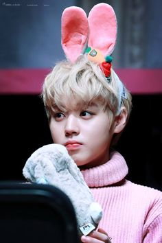 My Bunny🐰Park Jihoon . My love Wink King♥ Produce 101, All Pop, Baby Park, Cho Chang, Park Bo Gum, 61 Kg, Kim Woo Bin, Kim Jaehwan, Child Actors