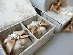 caixa bem casado