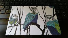 Postikorttirinki #1 Toukokuu 2015 Moose Art, Artwork, Animals, Work Of Art, Animales, Auguste Rodin Artwork, Animaux, Artworks, Animal