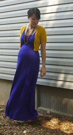 What to Wear Throughout Pregnancy  @Kassondra Taylor Gallegos