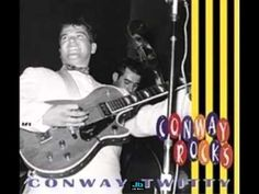 Conway Twitty - What Am I Living For - 50s