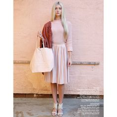 Gorgeous bag in the magazine Pink Leather, Magazine, Medium, Bags, Purses, Totes, Warehouse, Lv Bags, Hand Bags