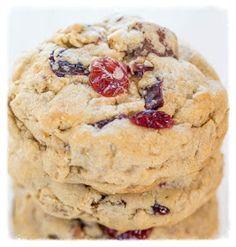 cookiescrumbsandchickens: Trail Mix Protein Bar Cookies