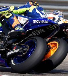 #Valentino #Rossi #Duel