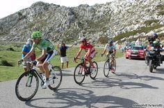 Once again Alejandro Valverde (Movistar) and Alberto Contador (Saxo Bank-Tinkoff Bank) attempted to crack Joaquim Rodriguez (Katusha)