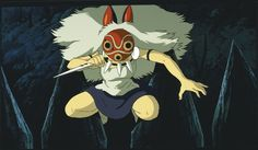 Blinsided by PRINCESS MONONOKE – Review – Back to the Viewer