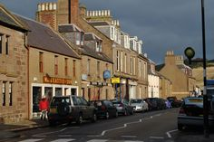 Inverbrevie High St - Inverbervie - Wikipedia, the free encyclopedia England And Scotland, Trail, Street View, Alba, Roots, Free, Scotland