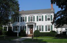 The Jedediah Lathrop House (1822)