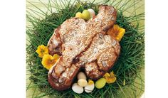 5 traditional italian recipes for Easter including meat pie by La Cucina Italiana - Colomba Pasquale