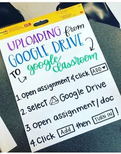 Stormye's ( anchor charts give me LIFE! They are not only B-E-A-UTIFUL, but they are also so practical for the… - Daily Good Pin Google Classroom, School Classroom, Classroom Ideas, Future Classroom, Classroom Organization, Computer Classroom Decor, Online Classroom, Book Organization, Classroom Displays