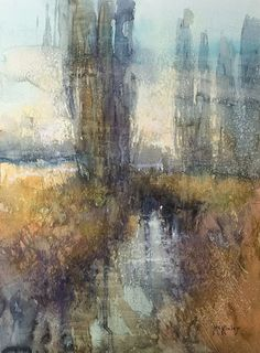 Pastel Pointers with Richard McKinley #pastel #landscape #painting