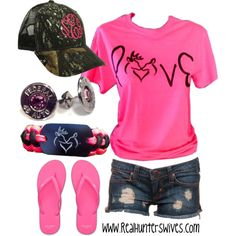 """""""sUmMeR dAyZ"""" by realhunterswives on Polyvore"""