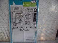 You've Got Mail Stamp Set by Lawn Fawn