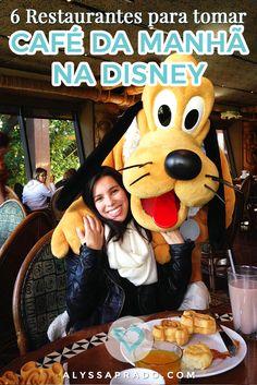Sabia que existem restaurantes na Disney onde você toma café da manhã (comendo o quanto quiser) e tirando fotos com os personagens? Não? Então você precisa ler esse post >> http://alyssaprado.com/6-cafes-da-manha-na-disney-com-personagens/