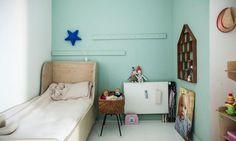 La chambre d'un des enfants de Sanne Hop