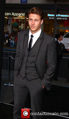 Is Luke Bracey Christian Grey?? My answer is heeellll yess