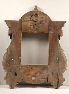 Love Picture Frames, Weather Vanes, Set Design, Mirrors, Folk Art, Primitive, Projects To Try, Objects, Woodworking