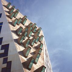 zlg design: point 92 office building in malaysia Bauhaus Architecture, Unique Architecture, Sustainable Architecture, Interior Architecture, Building Architecture, Interior Design, Brutalist Buildings, Modern Buildings, Office Buildings