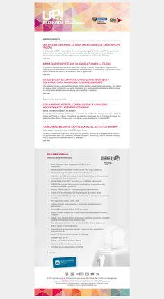 Noticias de Emprendimiento/ UP Euskadi (31 al 07 de febrero 2017 (07/02/2017)