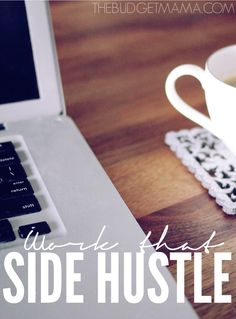 What do you do when you can't cut any more expenses from your budget? You work that side hustle and get your budget out of the red. Start your hustle now.