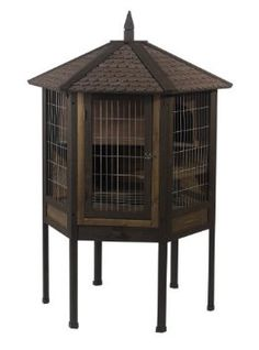 Amazon.com: Super Pet Rabbit Hutch Gazebo: Pet Supplies