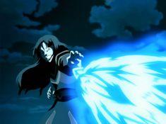 Avatar Azula, Team Avatar, The Last Avatar, Avatar The Last Airbender Art, Rainbow Photo, Rainbow Wall, Avatar Poster, Blue Avatar, Blue Aesthetic Pastel
