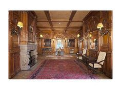Once in a lifetime opportunity! 50 room mansion designated by Peabody & Stearns during Boston?s most splendid era in architecture. The Ames-Webster Mansion boasts an embassy ?worthy main floor with handsome carved wood and elegant detail at every turn. Palatial entertaining rooms fitted with murals, John La Farge stained glass & mosaics. #zillow