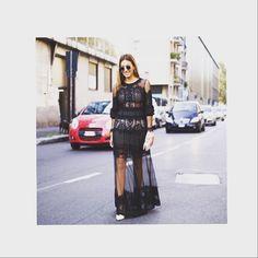 """""""Una donna è più vicina ad essere nuda quando è ben vestita""""...CIT.                                           C O C O  C H A N E L                                                                               Chic street ✨ODI ET AMO✨coming in my shop #shoppingonline #fashiondiaries ❤️OdiEtAmo"""