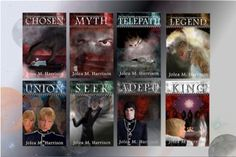 Dark Fantasy Author Red Tash • Have you read Jolea Harrisons Guardian series?