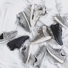 Shop our adidas category today for the Yeezy 350 Boost. Tennis Shoes Outfit, Casual Shoes, Casual Outfits, Work Outfits, Adidas Originals, Yeezy 350, Victorias Secret Models, Grey Shoes, Shoes