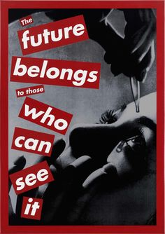 The Future Belongs To Those Who Can See It