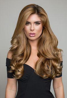 My dream golden/copper hair color Beautiful Long Hair, Gorgeous Hair, Amazing Hair, Long Curls, Hair Pictures, Great Hair, Big Hair, Textured Hair, Pretty Hairstyles