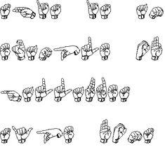 ASL Font