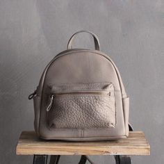 Stylish LEATHER Mini WOMEN Backpacks Purse Cute Small Backpacks FOR WOMEN c9a08270009a0