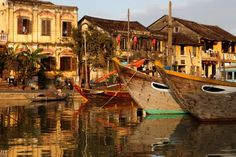Hoi An, Vietnam, one of my favorite places.