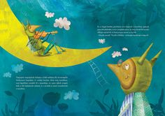 Cricket on the Moon - children's book © Krisztina Maros 2012